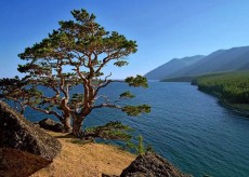 Lake Baikal Summer Break