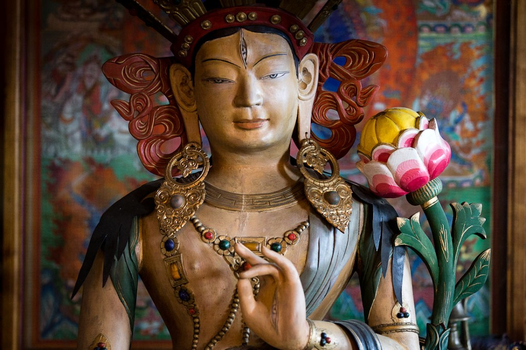 Budismo na Rússia