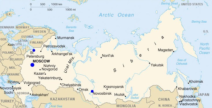 The Russian North 67