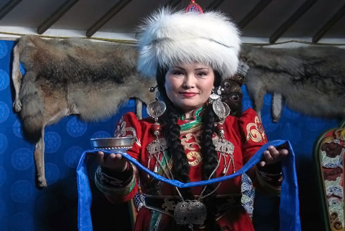 Woman From The Russian Culture 37