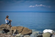 Lake baikal Summer break tour