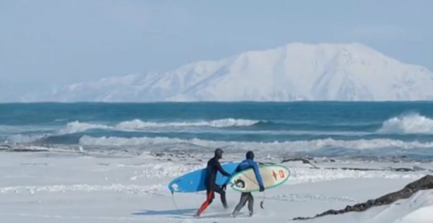 kamchatka surfing