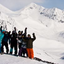 Kamchatka winter tour