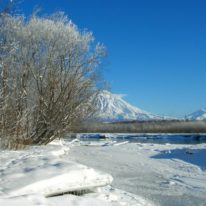 Winter Kamchatka tour