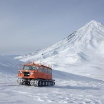 Winter Kamchatka tour Russia