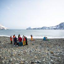 Kamchatka heli-ski Russia winter tour