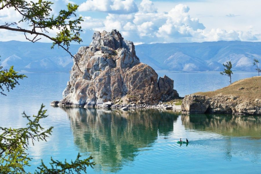 Lake Baikal Summer Tour Russia Siberia