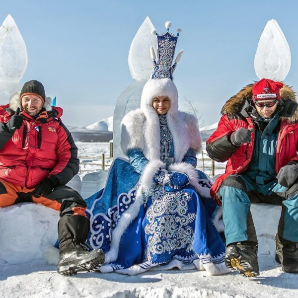 Pole of Cold Festival Oymyakon Yakutia
