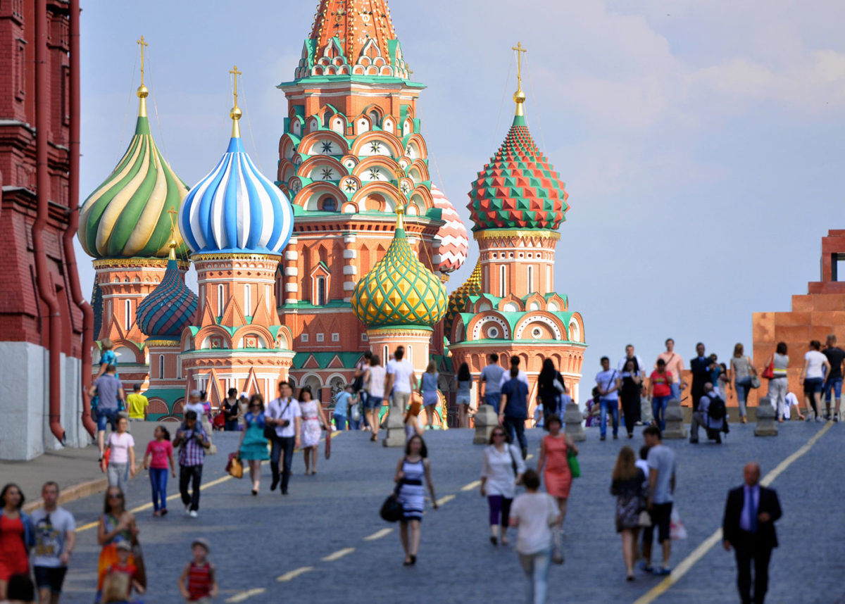 Why Russia Should Be Your Top Bucket List Destination