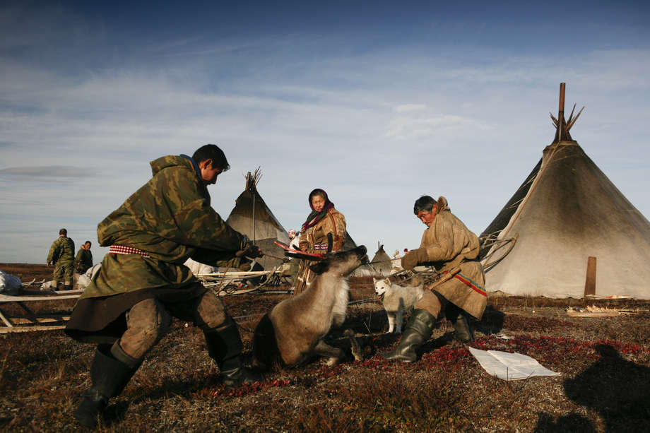 people of Yamal