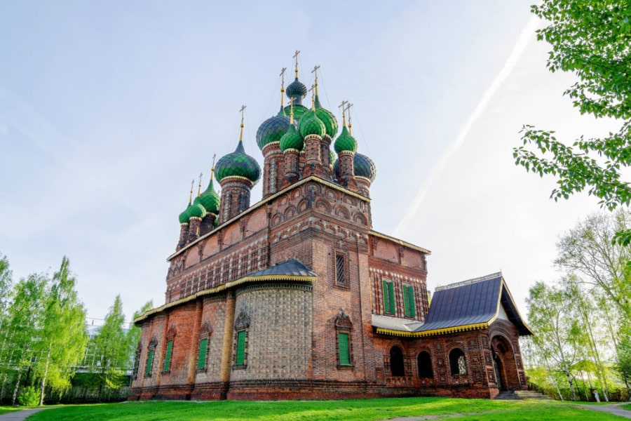 Yaroslavl Golden Ring tour Russia