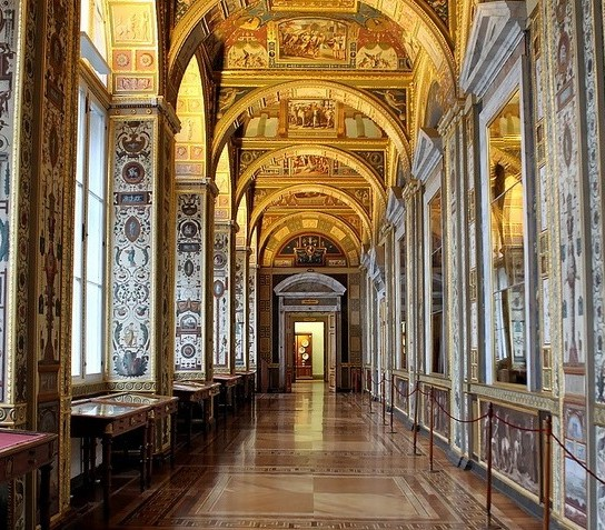 Hermitage & Faberge Museums