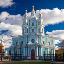 St Petersburg tour