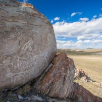 Tazheran steppe, Legend of Lake Baikal, Lake Baikal Summer Tour