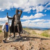 Tazheran steppe, Legend of Lake Baikal, Lake Baikal Summer Tour
