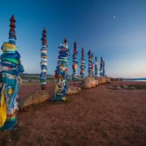 Olkhon Island, Legend of Lake Baikal, Lake Baikal Summer Tour