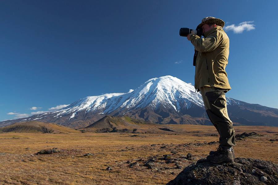 Kamchatka photo expedition tour
