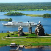 Kizhi, Moscow to St Petersburg river cruise, Volga river cruise