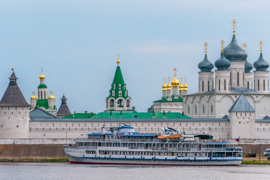 Russia river cruise Volga Dream, Moscow to St Petersburg river cruise
