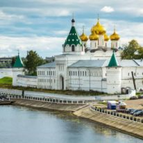 Volga dream Russian river cruise