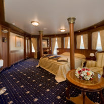 Moscow to St Petersburg river cruise, Volga river cruise, Suite