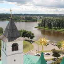 Yaroslavl, Moscow to St Petersburg river cruise, Volga river cruise