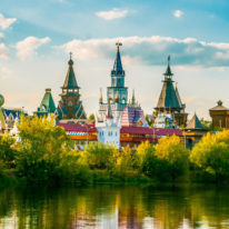 Moscow to St Petersburg river cruise, Volga river cruise