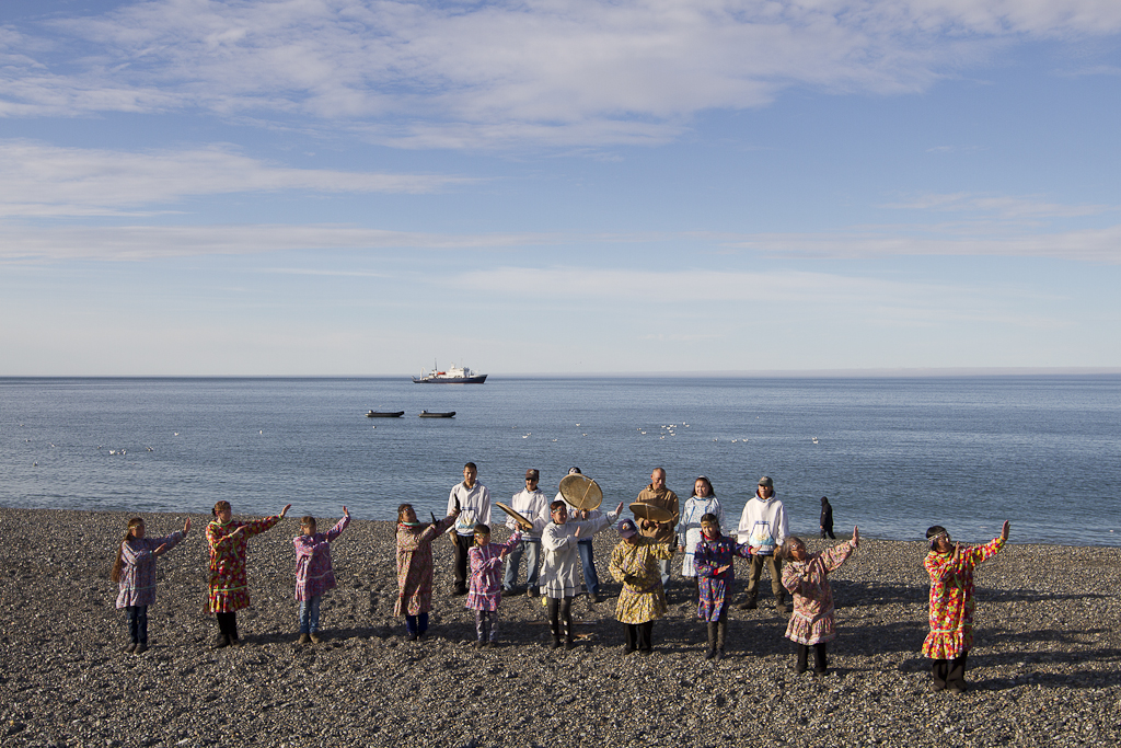 Wrangel Island Indigenous people