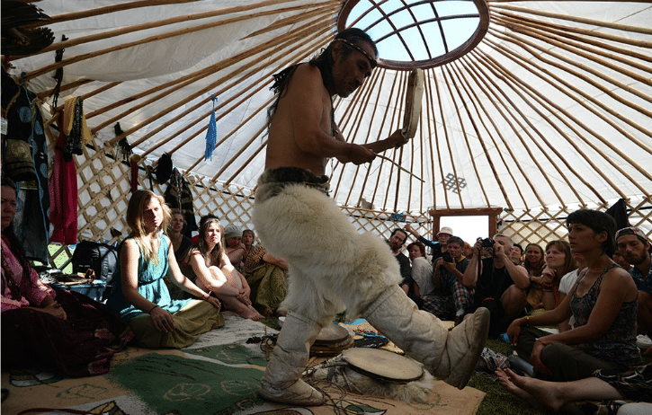shamanism in russia