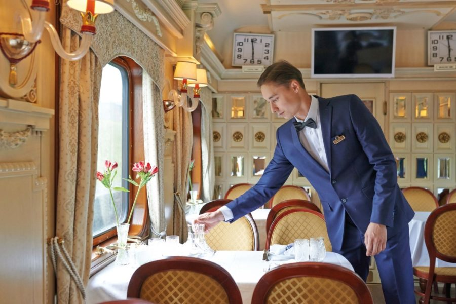 Golden Eagle Luxury Trans-Siberian tour