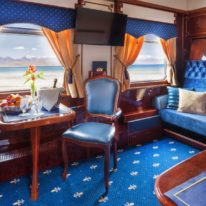 Golden Eagle Luxury Trans-Siberian tour
