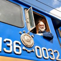 Golden eagle train, discover Mongolia, Trans-Mongolian express railway