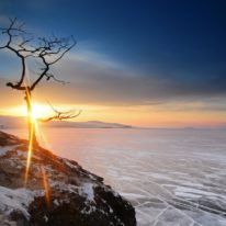 Lake Baikal Photo Tour Winter