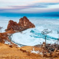 Lake Baikal Ice Photo Tour