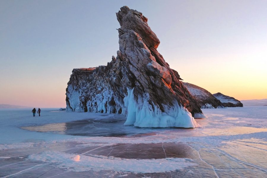 Lake Baikal Ice Photo Tour Russia Siberia