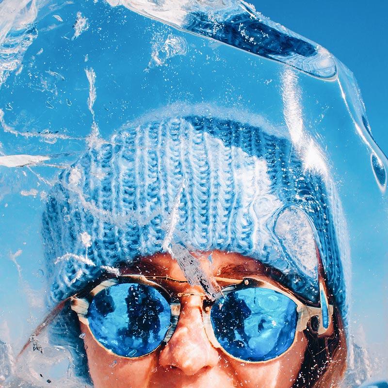 Lake Baikal ice photo tour 2