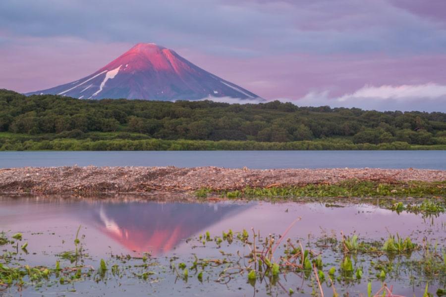 Kamchatka Kuril Lake Russia