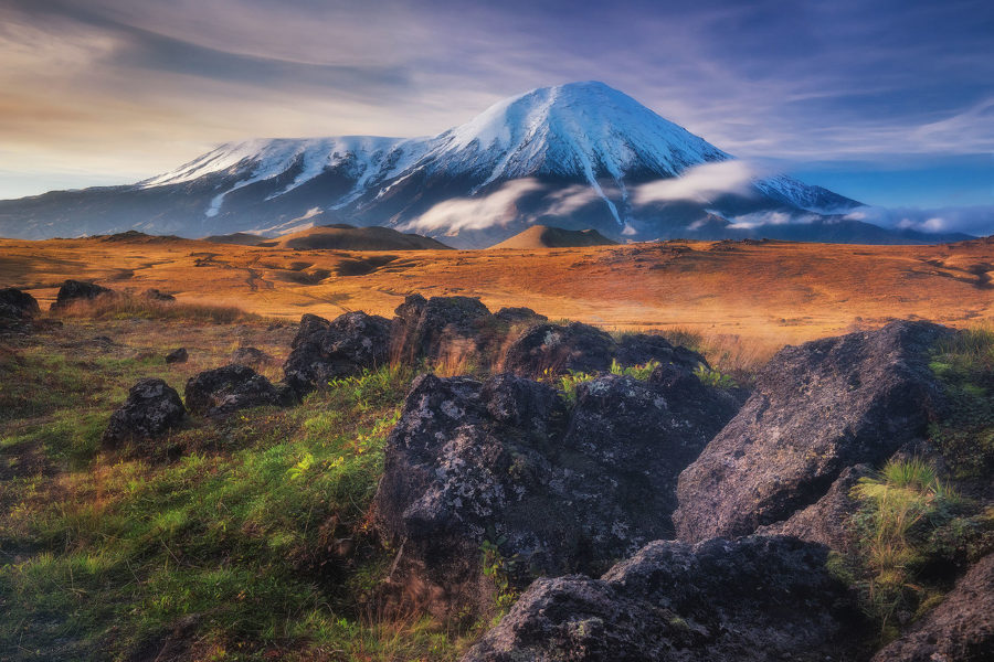 Kamchatka summer tour
