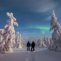 Northern Lights Murmansk tour Russia