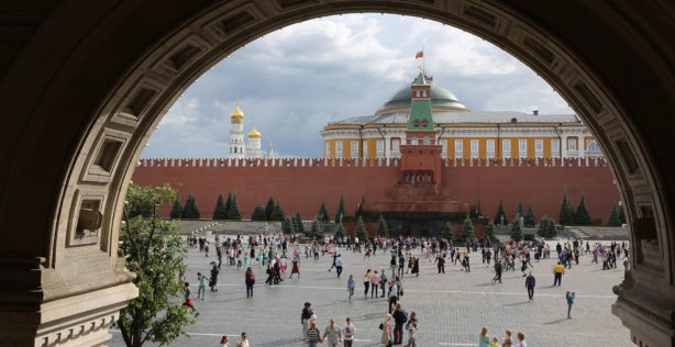 UNESCO World Heritage Sites in Russia