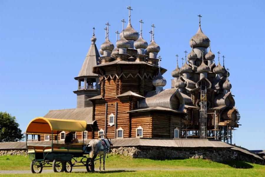 Russia tour Karelia