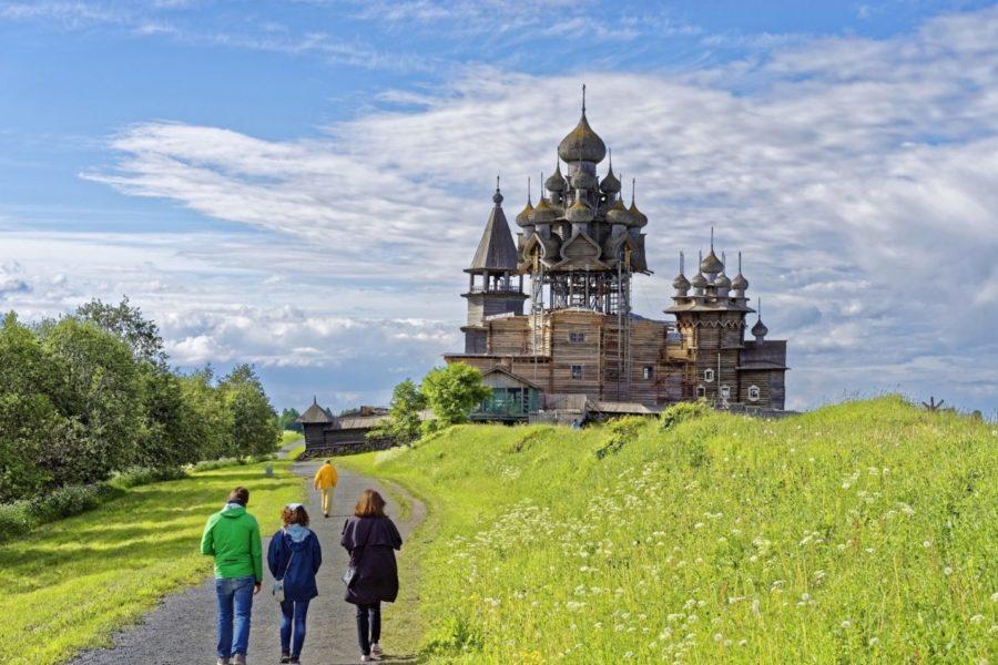 Karelia Kizhi Island Russia