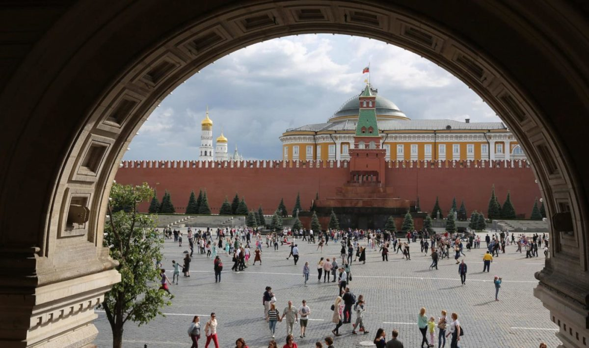UNESCO World Heritage Sites in Russia, Red square
