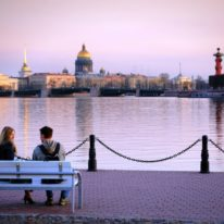 St Petersburg white nights