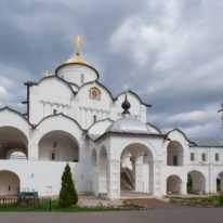Suzdal Cathedral Golden Ring