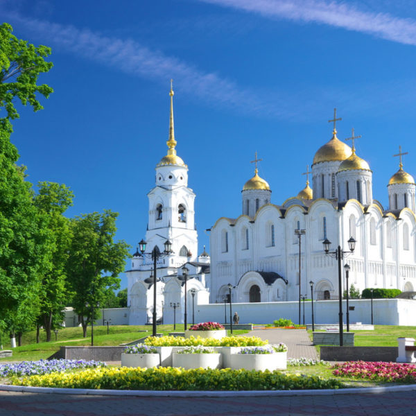 Russia Golden Ring tour