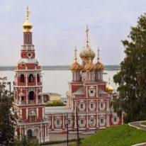 Volga dream Russian River cruise