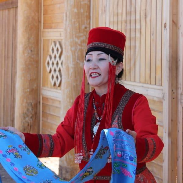 Lake Baikal buryat vilage tour, Russia