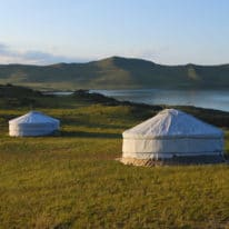Lake Baikal cultural group tour, Russia