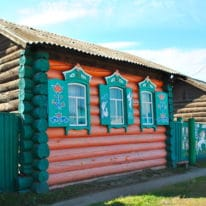 Lake Baikal old believers village tour, Russia